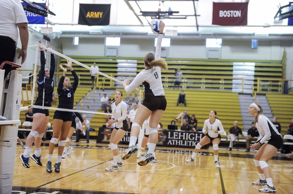 Patriot League - American, Lehigh Honored with AVCA Team Academic Award
